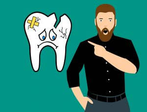 adult tooth health